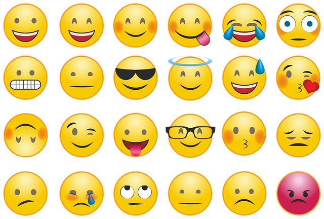 Emoji, Smilie, Whatsapp, Emotion, Laugh, Face, Happy