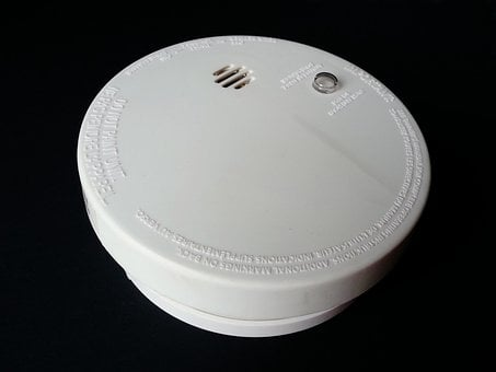 Smoke, Detector, Fire, Alarm, Burning, Safety