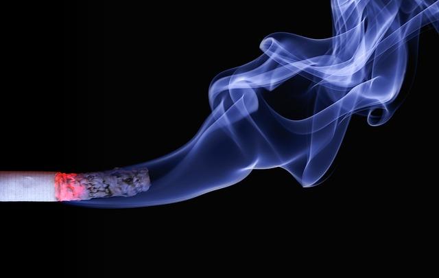 Cigarette, Smoke, Embers, Ash, Burns, Burning, Smoking