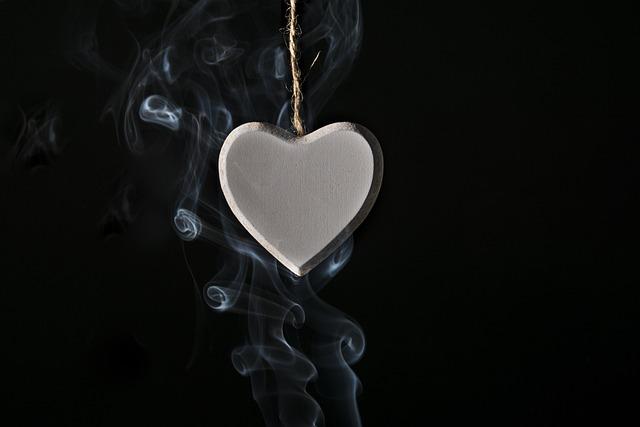 Love, Heart, Smoke, Valentine's Day, Romanticism