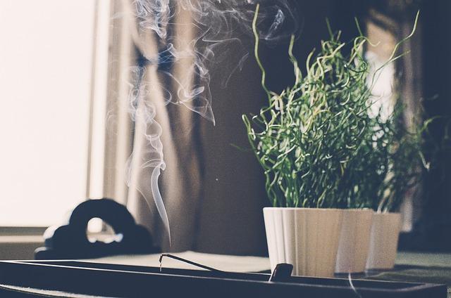 Incense Stick, Joss Stick, Incense, Smoke, Zen