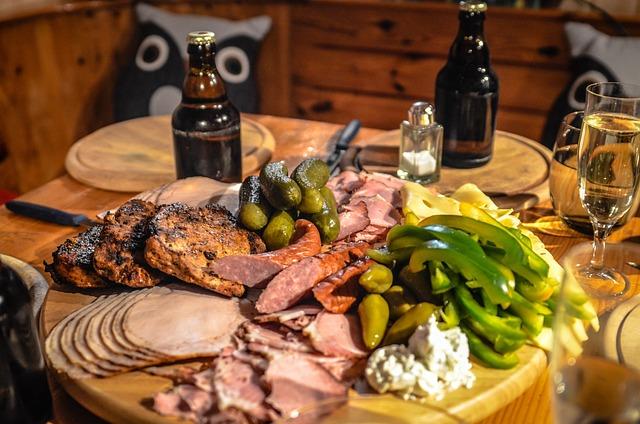 Charcuterie, Deli, Delicatessen, Smoked Meats