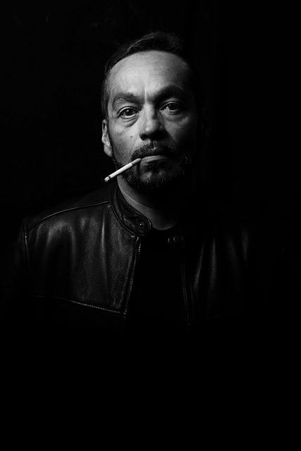 Man, Adult, Smoker, Cigarette, Smoking