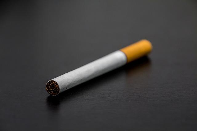 Cigarette, Smoking, Tobacco