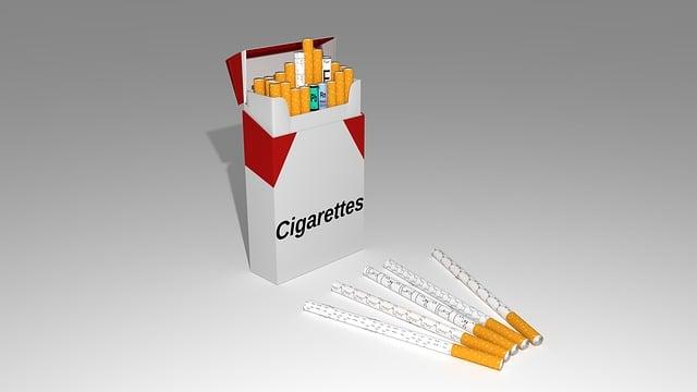 Cigarettes, Tobacco, Harmful, Chemicals, Smoking
