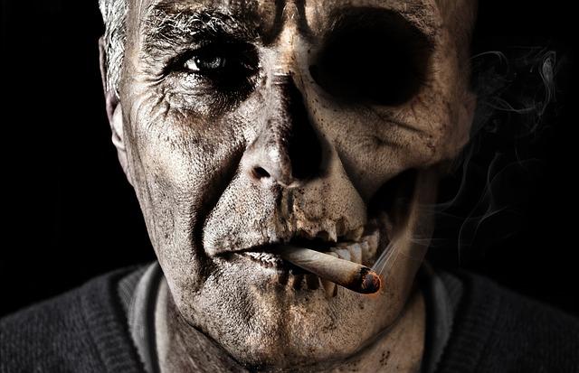 Man, Smoking, Cigarette, Smoke, Unhealthy, Cigar