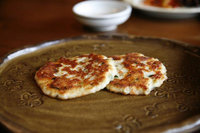 Chijimi, Of, Food, Korean Food, Rice Wine, Snacks