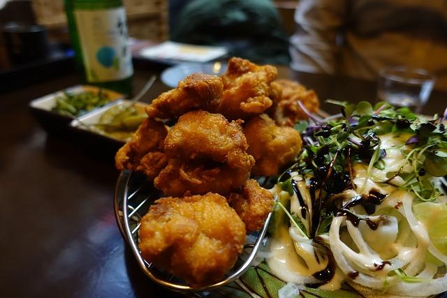 Kane Comes Chikinga, Suzhou, Snacks