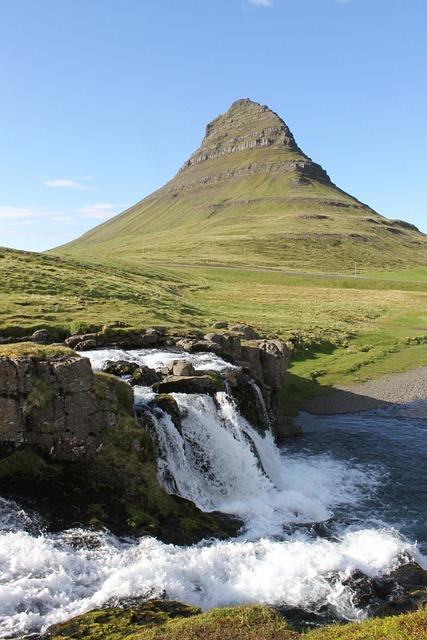 Kirkjufell, Snaefellsnes, Iceland