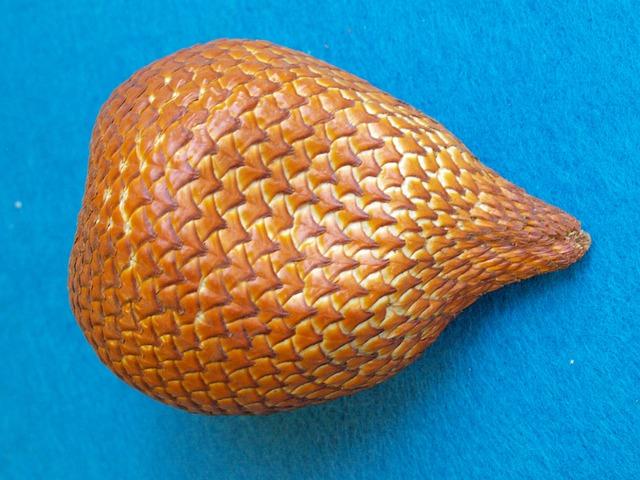 Snakefruit, Salacca Edulis, Snake Skin Fruit, Indonesia