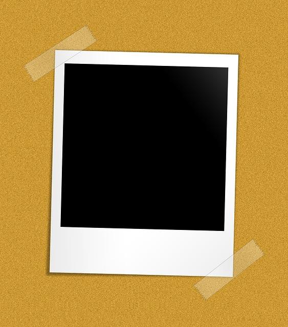 Polaroid, Photograph, Vintage, Retro, Old, Snapshot