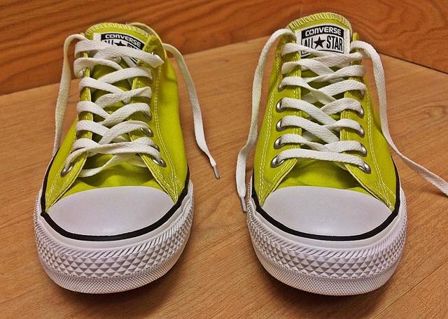 Converse, All Star, Sneakers, Chucks