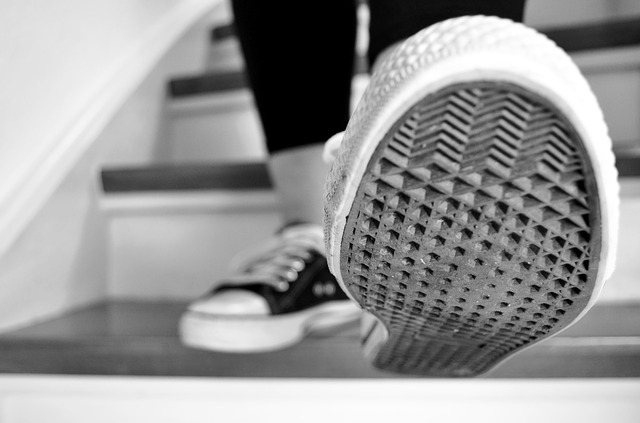 Stairs, Shoes, Sneakers, Sole, Sports Shoes, Big Shots