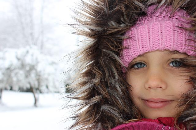 Snow, Winter, Cold, Nature, Bianca, Ice, Little Girl