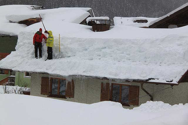 Snow, Clearing Snow