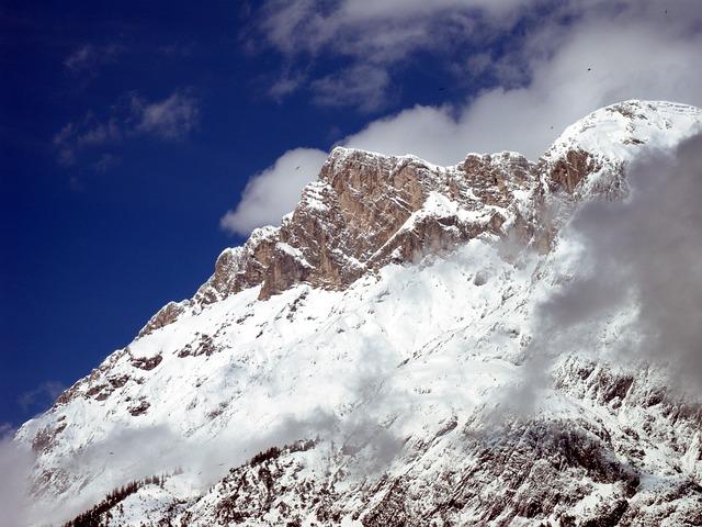 Mountain, Snow, Sky, Clouds, Ski Holiday, Winter