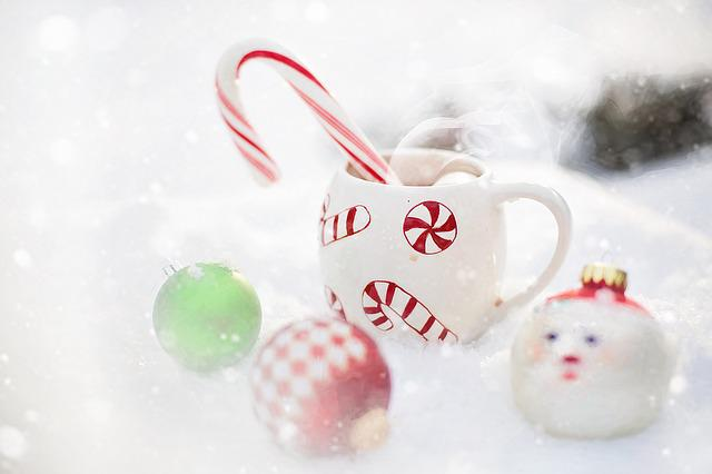 Hot Chocolate, Snow, Christmas, Hot, Drink, Winter