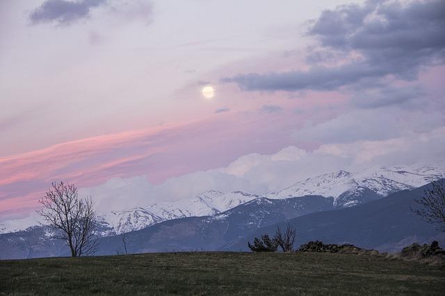 Mountain, Snow, Landscape, Winter, Snowy Landscape