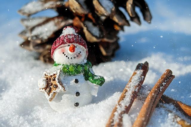 Snow Man, Snow, Winter, White, Cold, Wintry, Eismann