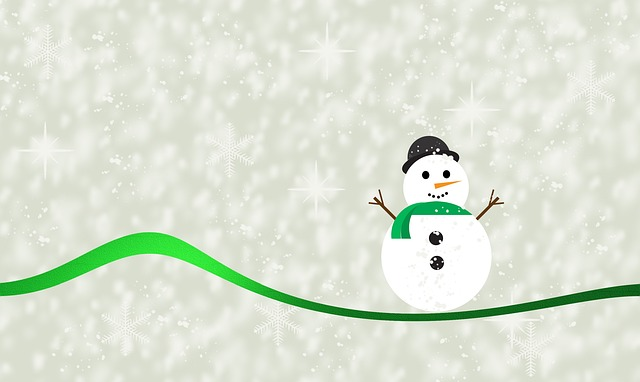 Snow Man, Winter, Snow, Cold, Wintry, Christmas