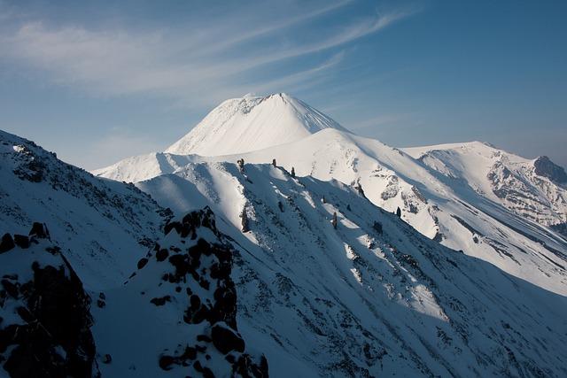 Snow, Mountain, Winter, Mountain Peak, Ice