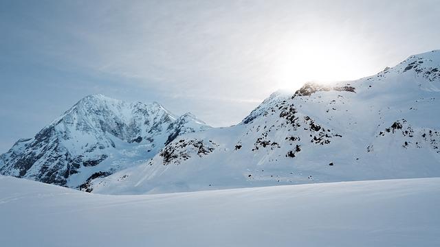 Snow, Mountains, Field, Alps, Alpine, Snow Mountains