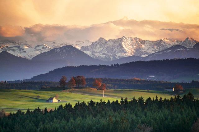 Mountains, Alpine, Landscape, Nature, Snow