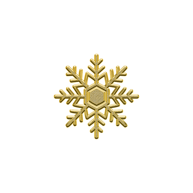 Ornament, Decor, Snowflake, Snow, New Year's Eve