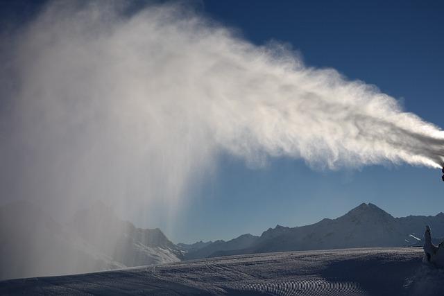 Snow Cannon, Snow, Snow Making System, Snow Guns