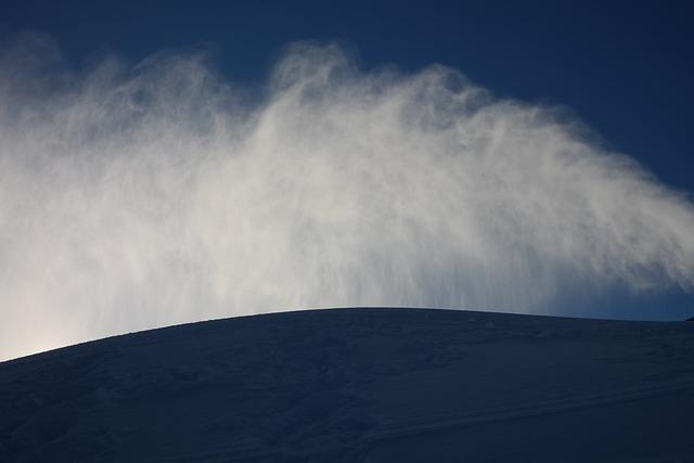 Snow, Snow Rain, Spray, Fog, Sun, Back Light
