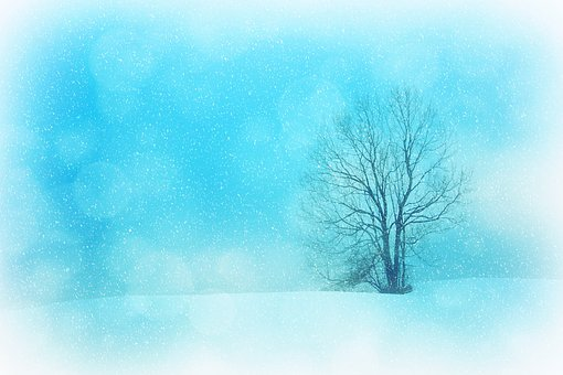 Texture, Background, Winter, Wintry, Snow, Snowflakes