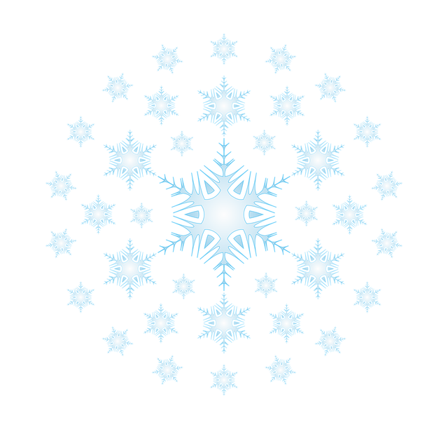 Stars, Snow, The Background, Asterisk, Snow White, Star