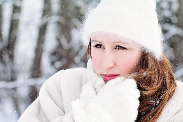 Winter, Cold, Snow, Christmas, Frost, Freezing, Woman