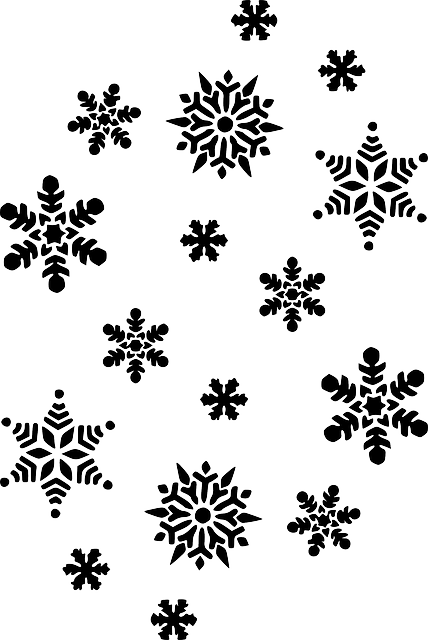 Snowflake, Christmas, Winter, Flake, Snowfall, Frost