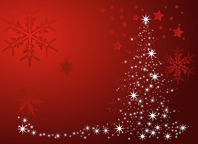 Christmas, Noel, Snowflake, Star, Three, Xmas