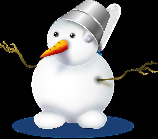 Snowman, Snow, Xmas