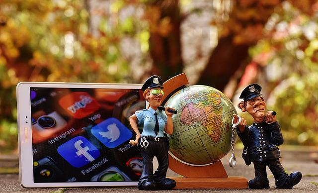Social Media, Internet, Security, Global, Worldwide