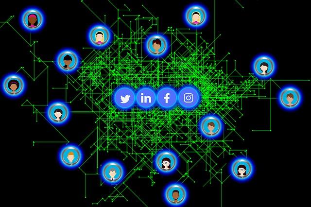 Social Media, Internet, Social Media Icons