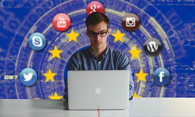 Internet, Technology, Laptop, Social Media, Gdpr