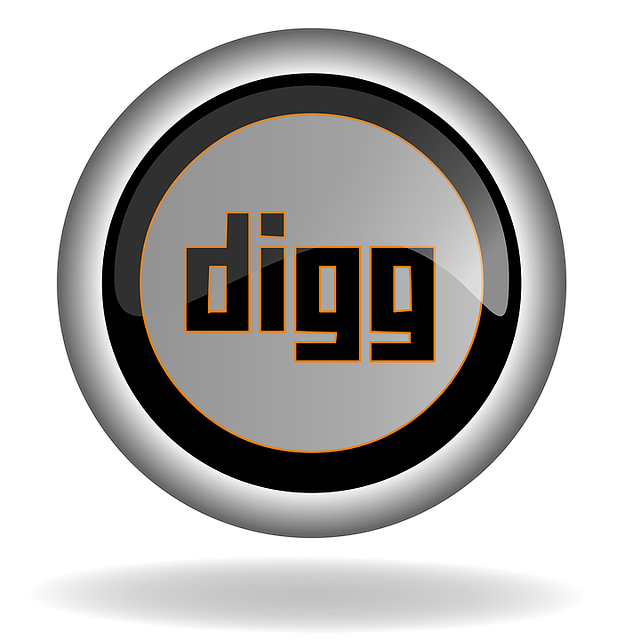 Digg, Social Media, Social Network, Internet
