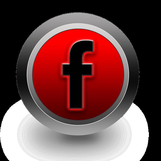 Icon, Facebook, Social Networks