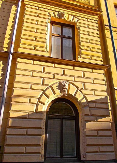 Facade, Structure, Södermalm, Stockholm