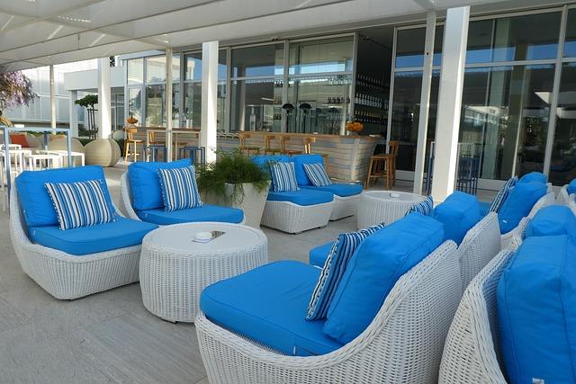 Chair, Modern, Inside, Luxury, Sofa, Hotel