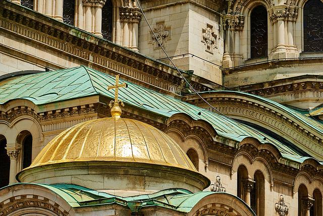 Sofia, Bulgaria, Orthodox, Alexander Nevsky Cathedral