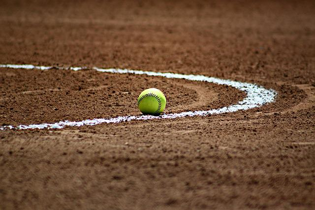Softball, Baseball, Ball, Sport, Game, Laces, Field