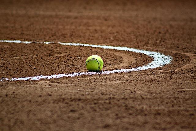 Softball, Baseball, Ball, Sport, Game, Laces, Field
