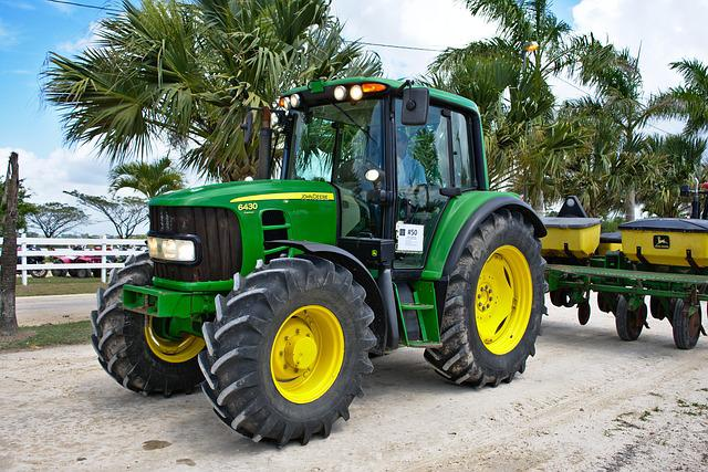 Tractor, Soil, Machine, Wheel, Transportation System