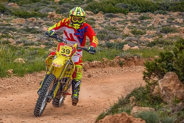 Bike, Hurry, Soil, Wheel, Race, Action, Racer