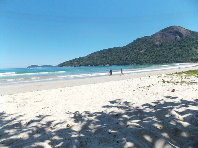 Two Rivers, Ilha Grande, Rio De Janeiro, Rj, Beach, Sol