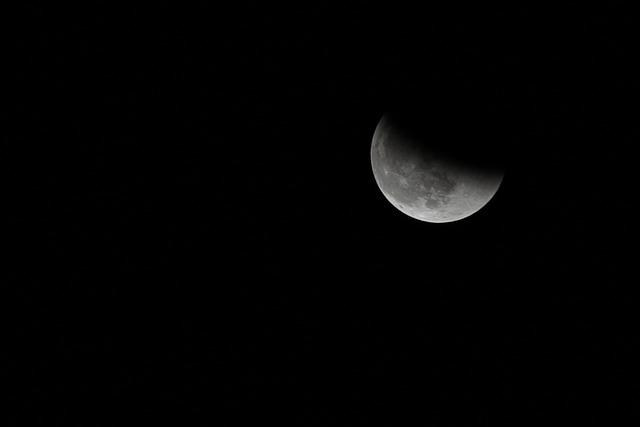 Moon, Astronomy, Solar Eclipse Or Lunar Eclipse, Luna